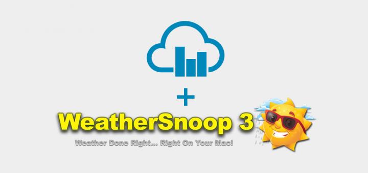 WeatherSnoop 3