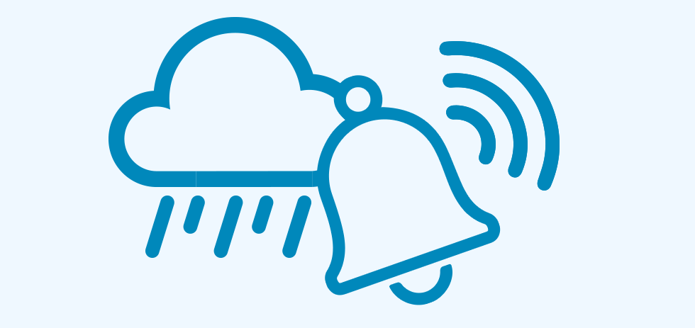 Introducing the new weather alerts